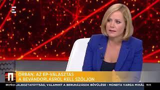 Az EP választás a bevándorlásról kell szóljon, Deutsch Tamás – ECHO TV