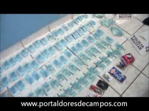 PM prende quadrilha em Dores de Campos