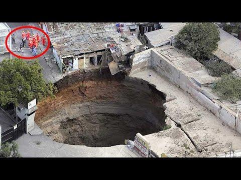 i 5 luoghi sottoterra più misteriosi al mondo