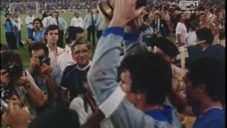 Dino Zoff bei den Weltmeisterschaften