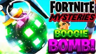 FORTNITE MYSTERIES: BOOGIE BOMB