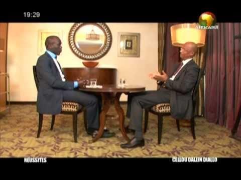 29-01-'11 - Cellou Dalein sur Africable avec Cheikh Yérim Seck