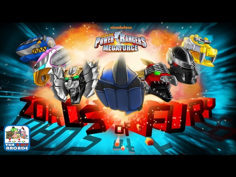 Video Power Rangers Super Megaforce: Zords of Fury (Nickelodeon Games) download in MP3, 3GP, MP4, WEBM, AVI, FLV January 2017