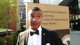 Interview Zürich International Film Festival