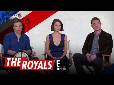 The Royals | The Royal Hangover Season 4, Ep. 5 | E!