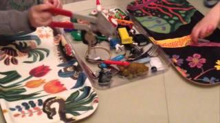 bNosy video 16 - magnet plockar metall