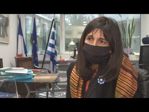 Η Θεσσαλονίκη έχει πολλές δυνατότητες, λέει στο ΑΠΕ-ΜΠΕ η νέα πρόξενος της Γαλλίας