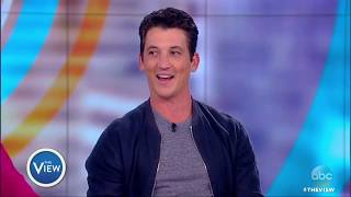 Nonton Miles Teller On Engagement   Thank You For Your Service    The View Film Subtitle Indonesia Streaming Movie Download