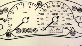 Ford Focus Mk2 Dash Warning Lights & Symbols - what they mean