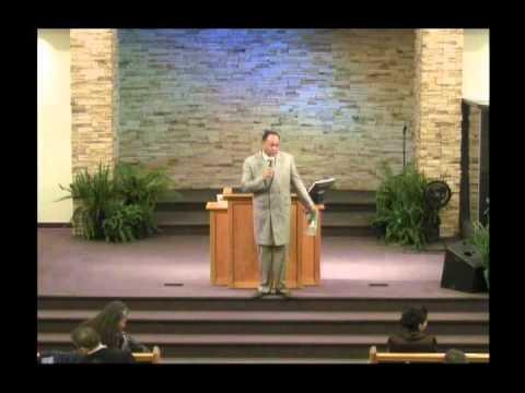 "Apostolic Preaching- Dr. Gerald Jeffers- ""Im Gods Garden"""