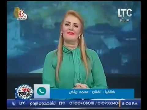"""رانيا محمود ياسين تمازح زوجها على الهواء: """"كلمتك رسمي متقدرش تنكر"""""""