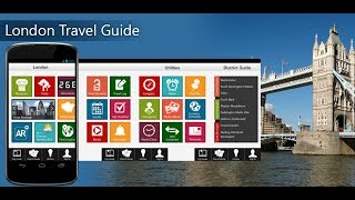 London Travel - Pangea Guides YouTube video
