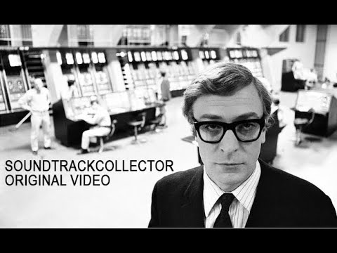 BILLION DOLLAR BRAIN (1967) MUSIC