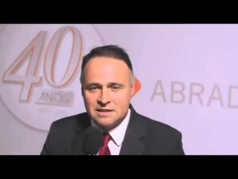 Abradee 40 Anos -  Vladimir Santos Daleffe   Diretor Presidente da Copel Distribuição