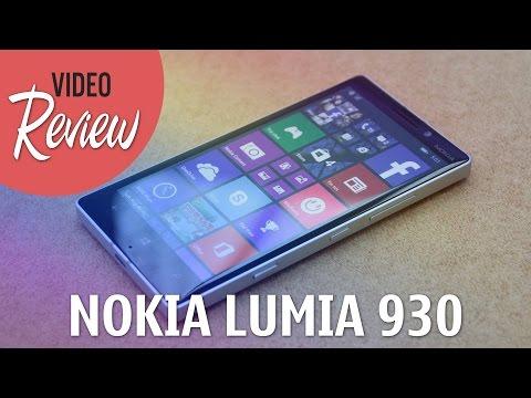Đánh giá chi tiết Nokia Lumia 930 - Thiết kế đẹp, màn hình tốt, camera khủng (видео)