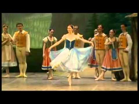 Giselle variation 1st. act  S. Zakharova/R. Bolle