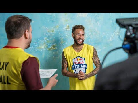 Neymar Jr x Red Bull: descubra o time de cinco dos sonhos de Neymar Jr