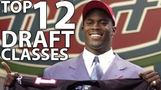 Top 12 NFL Draft Classes of All-Time by NFL Network