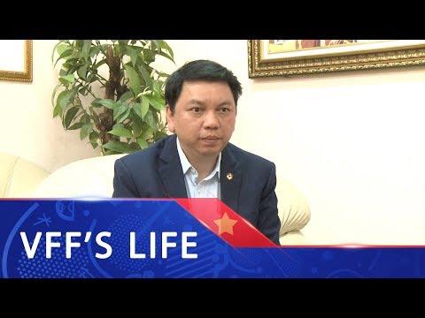 TTK Lê Hoài Anh và các chuyên gia bóng đá nhận định về U22 Việt Nam | VFF Channel - Thời lượng: 5 phút, 25 giây.