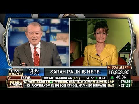 Palin - October 28th, 2014 • Governor Sarah Palin told Fox News host Stuart Varney that she has no intention of withdrawing politically, that the personal attacks she receives from