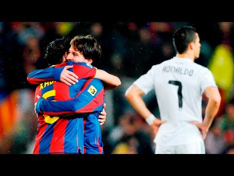 Lionel Messi ● Greatest Individual Performance vs Real Madrid CF  ► FCB 5-0 RMA [Eng.] ||HD||