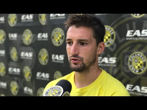 Video: SOUNDBYTE | Ethan Finlay ahead of #ATLvCLB