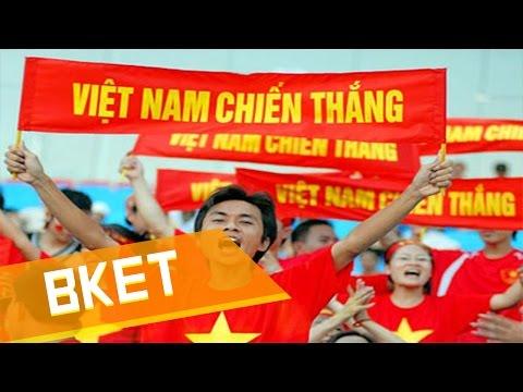 Chúng tôi sẽ luôn ở bên các bạn, Việt Nam chiến thắng!