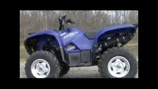 6. 2011 Yamaha Grizzly 700 EPS Test