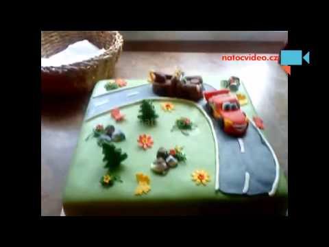 Nádherný dort