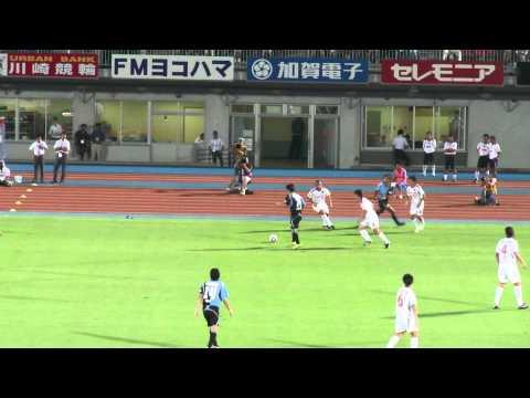 [高画質]川崎フロンターレ VS 名古屋グランパス 川崎大勝利!!!