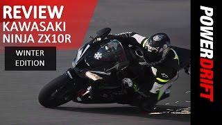 7. 2016 Kawasaki Ninja ZX10R Winter Edition : Review : PowerDrift