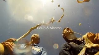 """Episode 8Nate & Joe take on the Coke and Mentos reaction for the first time in their lives. They do the classic geyser, along with testing to see if there is enough pressure for and explosion. And for the finally... well your just have to see for yourself. We Know What your thinking. Go ahead and leave your dirty comments below.Thanks for watching! Be sure to Up and Comment! Oh and sub too if you'd like to stay tuned or by fallowing us on facebook or twitter (links below).Episodes Comming Soon!!!:-Hookah-Chainsaw-Halloweem Sepeial """"Smashing Pumkins""""CONNECT WITH N8i6tv:Website (submit your requests) - http://www.N8i6tv.com/Facebook - http://www.facebook.com/N8i6tvTwitter - http://twitter.com/N8i6tv"""