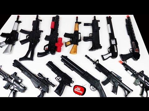 Video My Massive Nerf Gun Arsenal 2017 - Box of Toys! GUNS BOX Toys Military & Police Equipment Nerf AK-47 download in MP3, 3GP, MP4, WEBM, AVI, FLV January 2017