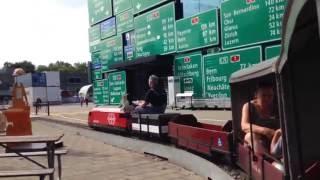 スイス発 ルツェルン、スイス交通博物館で乗った電車【スイス情報.com】
