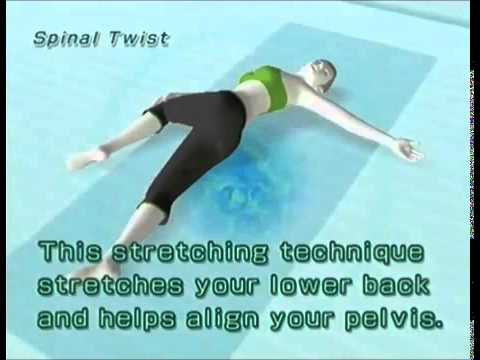 Wii Fit Minus Exercise Routine #6