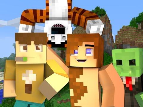 Minecraft – An Apple Adventure! – CrewCraft Season 2 – Episode 35