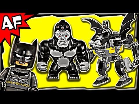 Vidéo LEGO DC Comics Super Heroes 76026 : Gorilla Grodd en folie