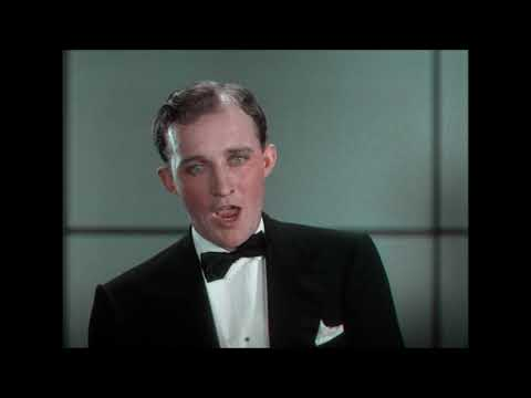 """Bing Crosby's Film Debut:  1930's """"King of Jazz"""" as one of The Rhythm Boys"""