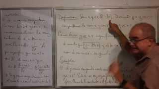 Algebra Intermedia - Lección 55 - A (variación Conjunta)