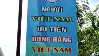 Người Việt Nam Tẩy Chay Hàng Trung Quốc Sau Tranh Cãi Giàn Khoan