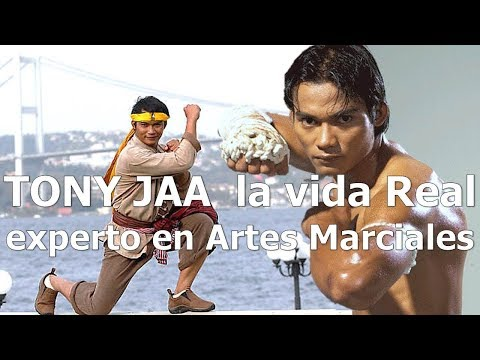 Tony Jaa el guerrero del Muay Thai (El Bruce Lee Tailandes de Ong-Bak) - Thời lượng: 11 phút.