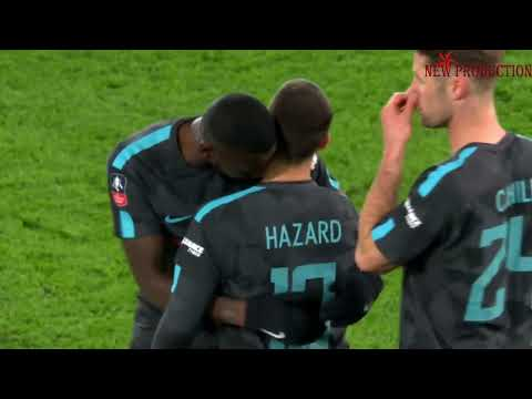 Eden Hazard vs Leicester (Away) FA Cup 18_03_2018 HD