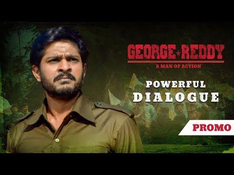 George Reddy Dialogue Promo | Sandeep Madhav, Satyadev | Jeevan Reddy | Sudhakar Yakkanti
