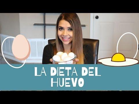 Dietas para adelgazar - La dieta del huevo - Baja 10 kilos en 2 semanas
