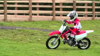 3. Honda Kids Off-Road Range – CRF50F, CRF110F & CRF125F