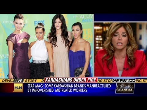Kardashians fight 'sweatshop' claims