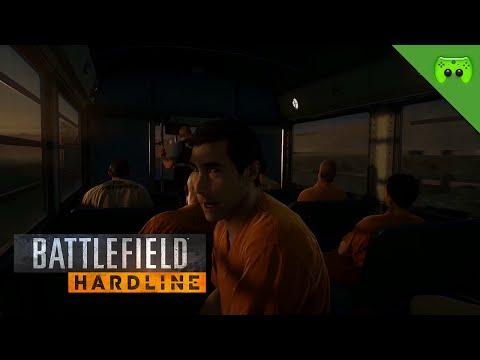 BATTLEFIELD HARDLINE SINGLEPLAYER # 8 - Die Flucht aus dem Knast «» Let's Play Battlefield Hardline