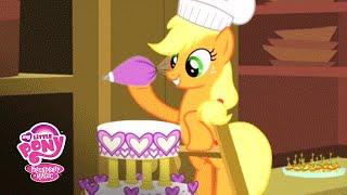 MLP: Friendship is Magic - 'Baking the Cake' A Canterlot Wedding Official Clip