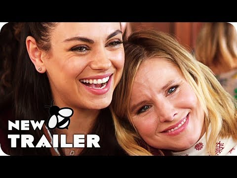 Bad Moms 2 Red Band Trailer 2 (2017) A Bad Moms Christmas