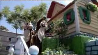 Governador Aécio Neves apóia Parada Disney em BH
